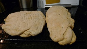 18: Bake Bread from Scratch (12/28)