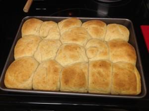 18: Bake Bread from Scratch (12/3)
